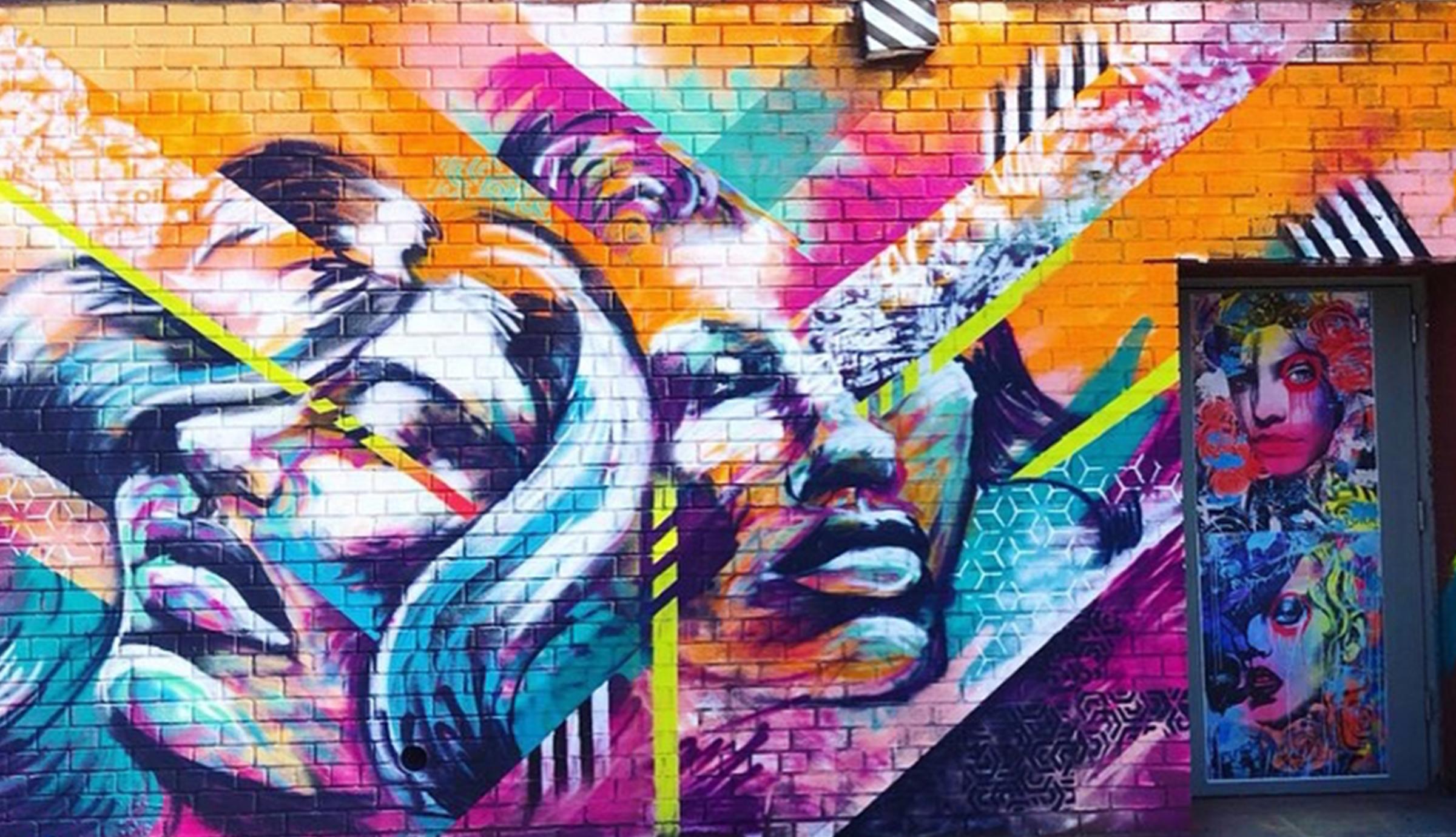 Mural - Bianca Romero