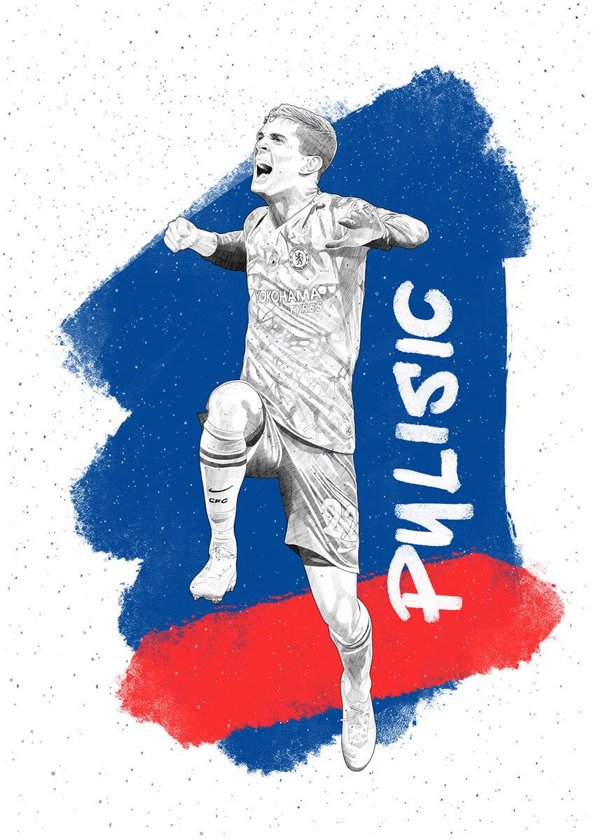 SA_SportSeries_Chelsea_Pulisic_Portfolio