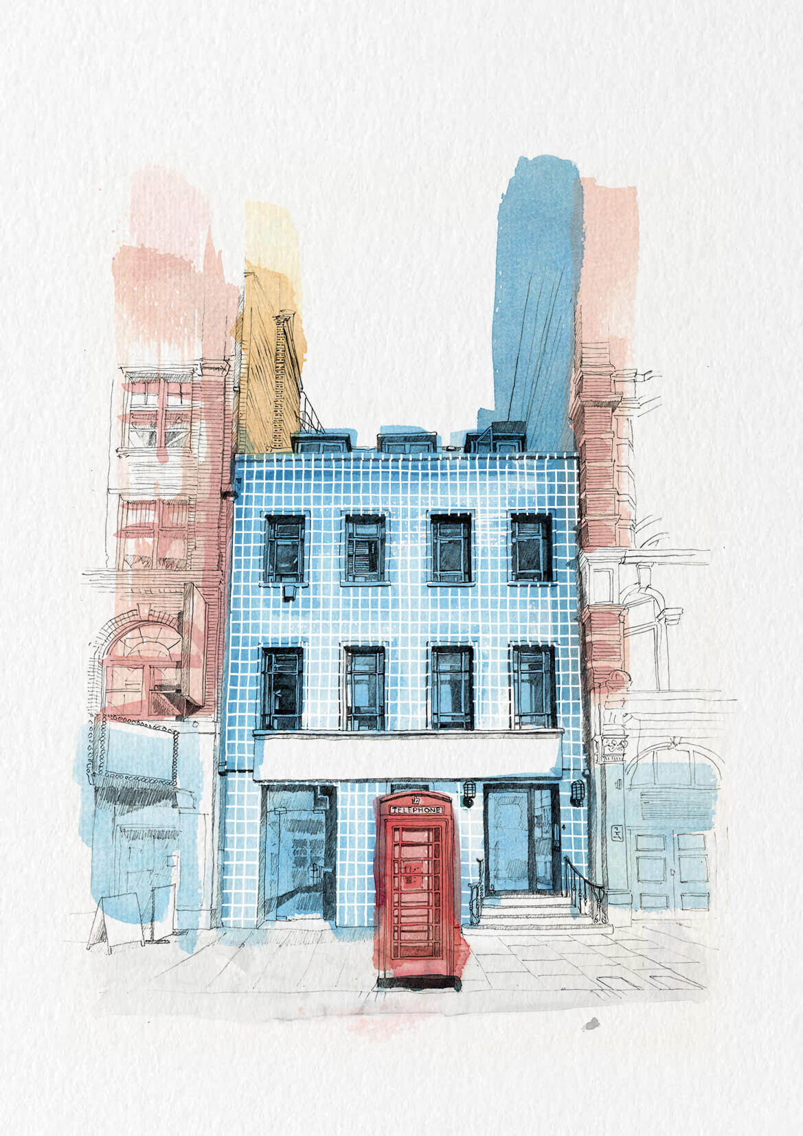 Building by Sebastian Arnold