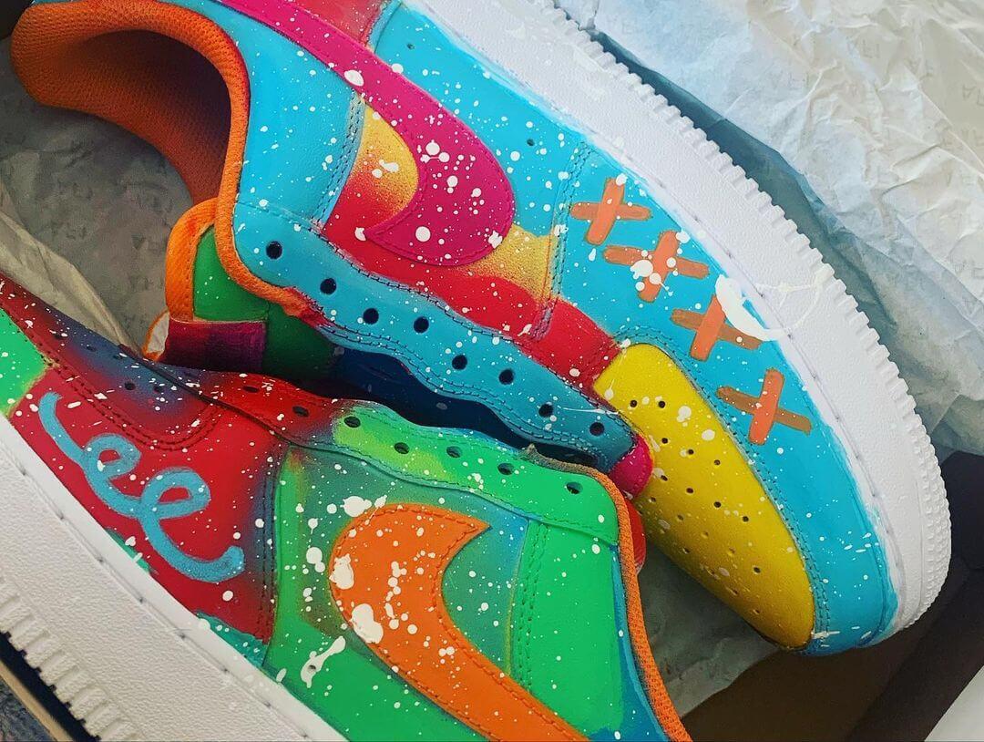 Nike Shoes by Adieny Nuñez