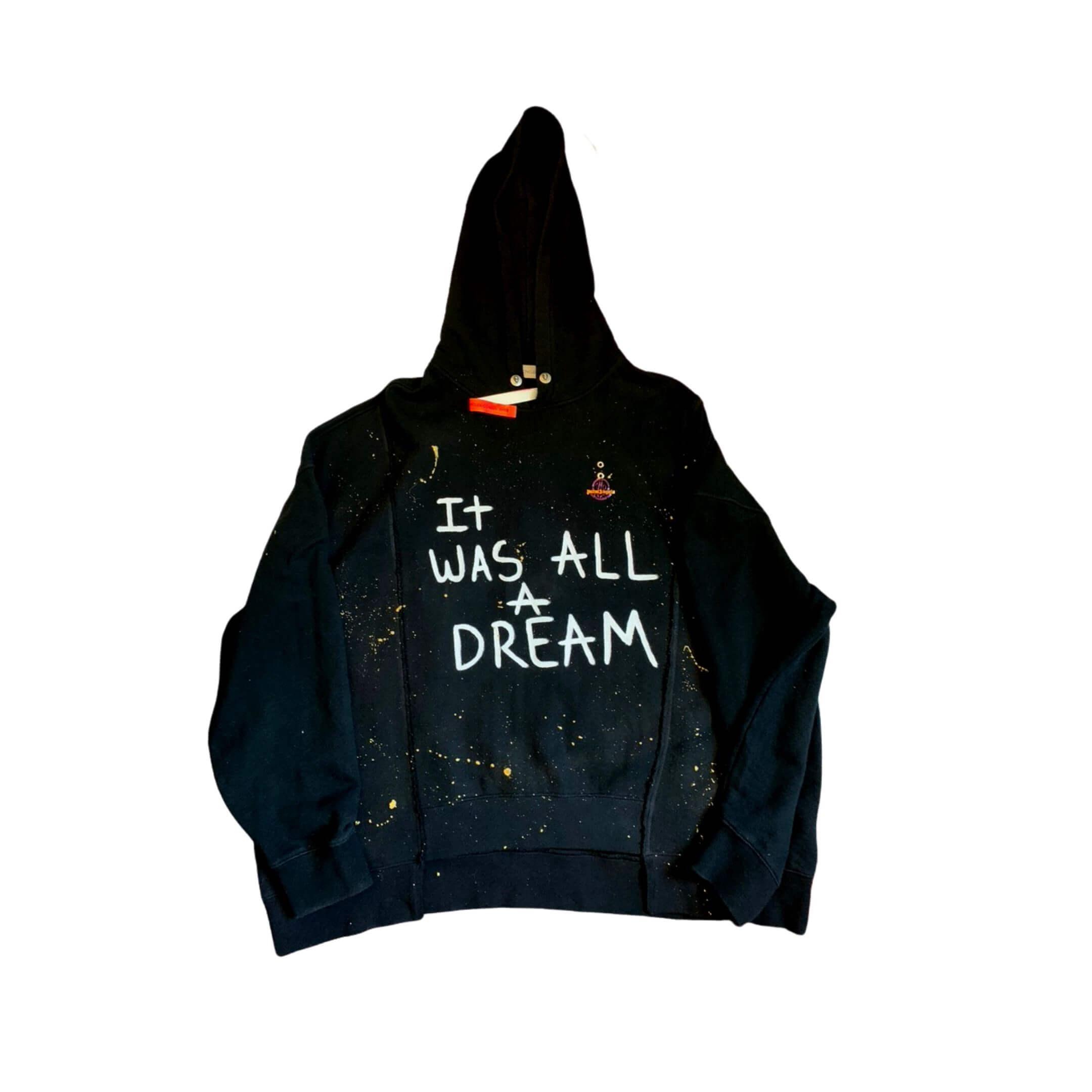 It Was All A Dream by Adieny Nuñez