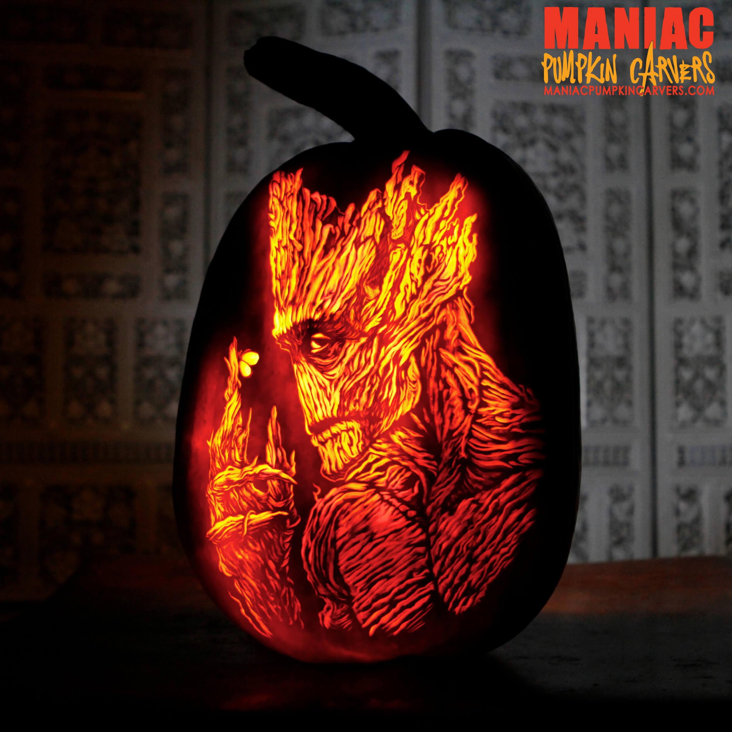 Groot by Marc Evan