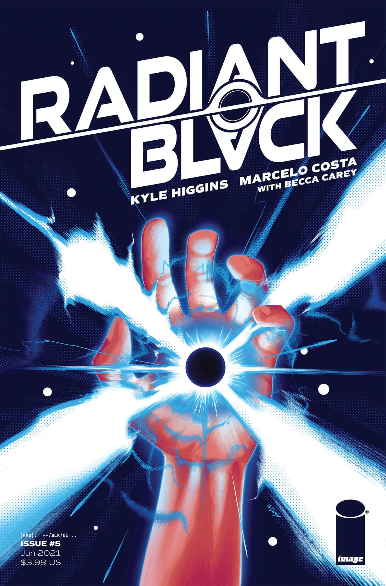 Radiant Black Cover Art Doaly