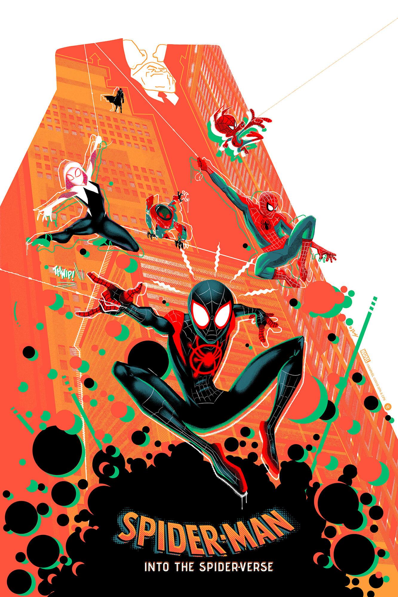 Spider-verse Doaly