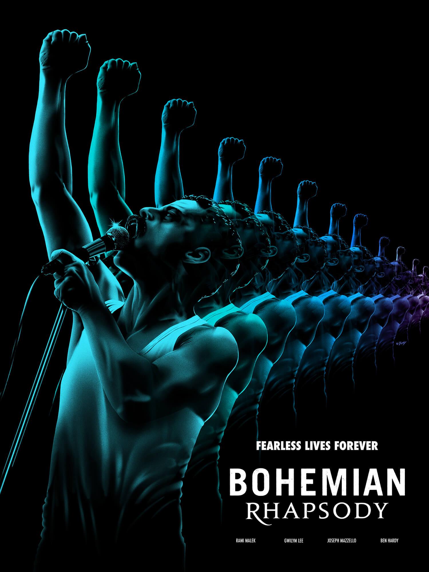 Bohemian Rhapsody Doaly