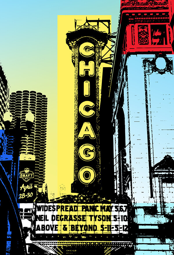 Chicago by Amy Smith