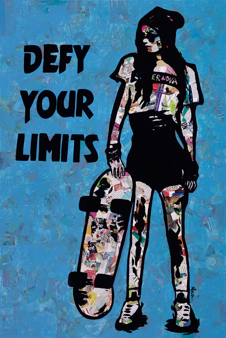 defy your limits by Amy Smith